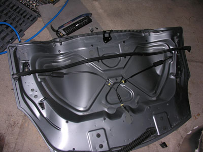 Opinion Dodge neon trunk lid weather strip happens. can